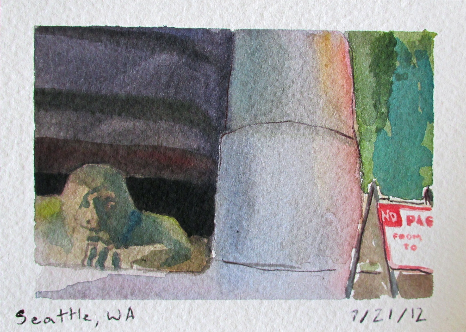 7/21/2012 Watercolor